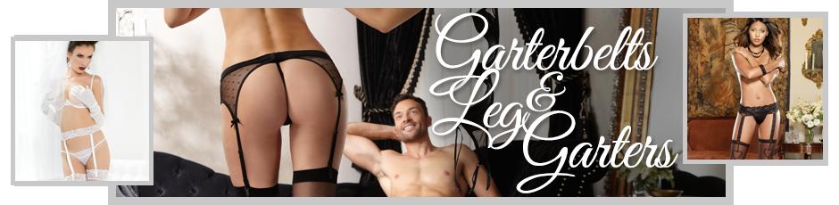 Garterbelts & Leg Garters