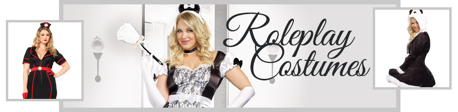 Plus Size Roleplay Costumes