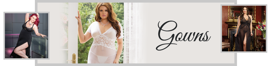 Plus Size Gowns