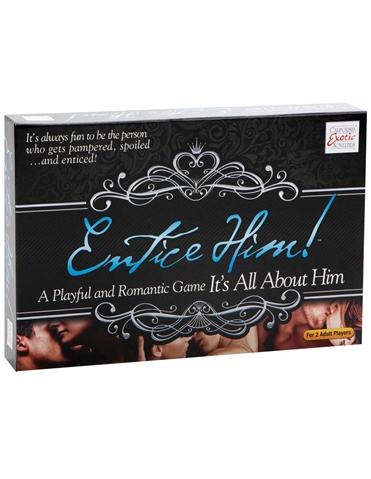 ENTICE HIM! GAME