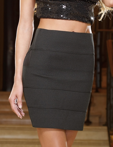 HEAT OF THE MOMENT SKIRT