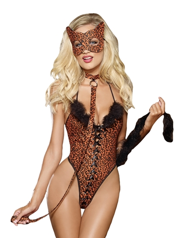 CHEETA-LUSCIOUS COSTUME