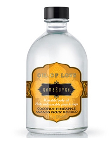 OIL OF LOVE COCONUT PINEAPPLE