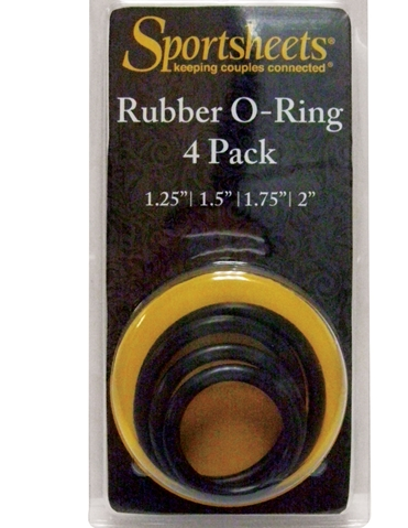 O-RING 4PC SET