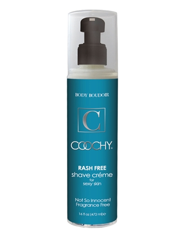 COOCHY FRAGRANCE FREE 16OZ SHAVE CREAM