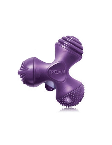 TROJAN VIBRATING MULTI THRILL BULLET