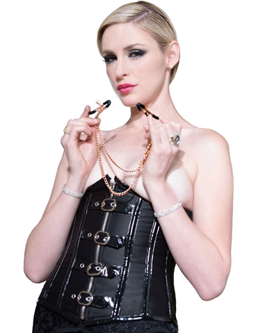 ENTICE INTIMATE CLAMPS