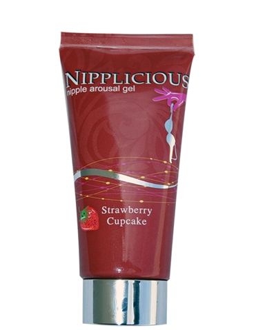 NIPPLICIOUS STRAWBERRY CUPCAKE