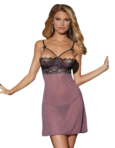 JEWELED ASSETS BABYDOLL
