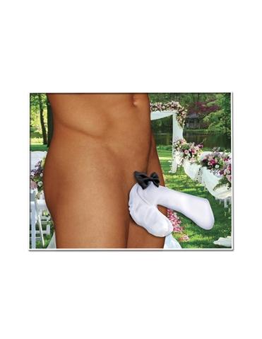 WHITE WEDDING TUGGIE