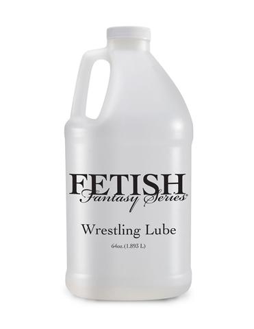 FETISH FANTASY WRESTLING LUBE 1/2 GALLON