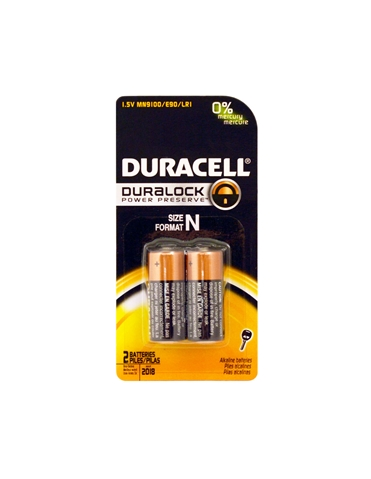 DURACELL N BATTERIES