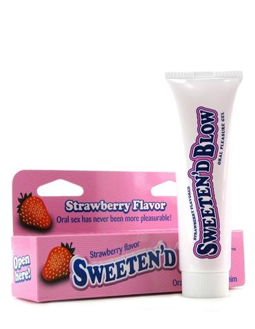 SWEETEN D BLOW - STRAWBERRY