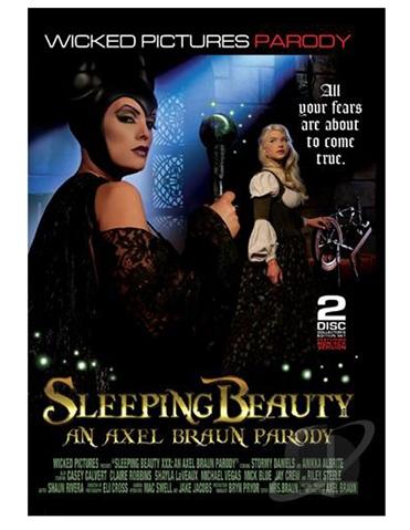 SLEEPING BEAUTY XXX DVD