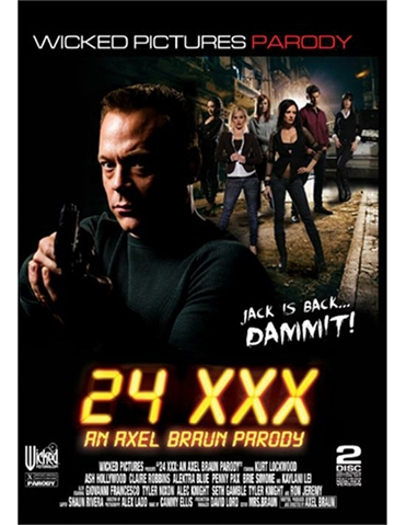 24 XXX DVD