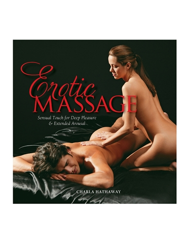 EROTIC MASSAGE BOOK