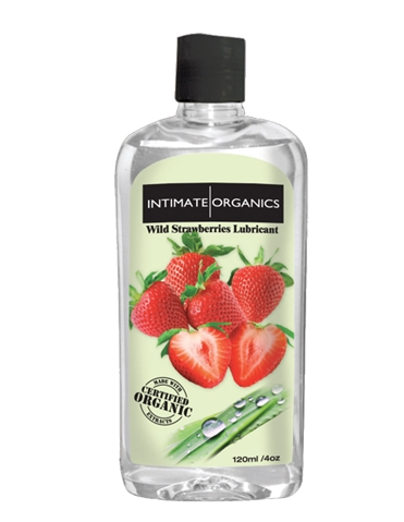 WILD STRAWBERRIES ASPARTAME-FREE LUBE