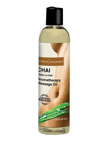 VANILLA CHAI AROMATHERAPY MASSAGE OIL