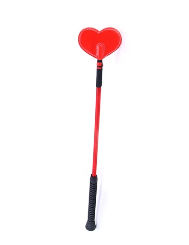 QUEEN OF HEARTS RIDING CROP