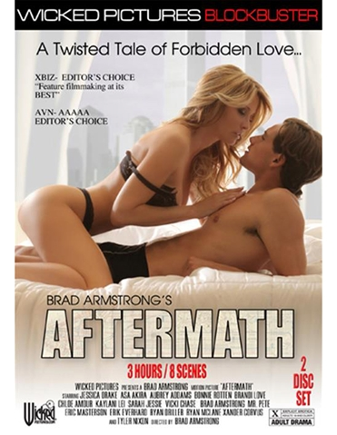 AFTERMATH 2 DISC FEATURE DVD