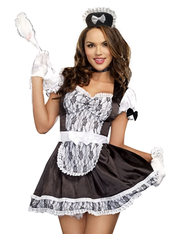 MAID FOR YOU COSTUME