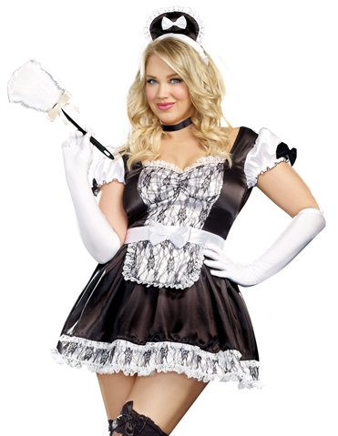 MAID FOR YOU COSTUME - PLUS