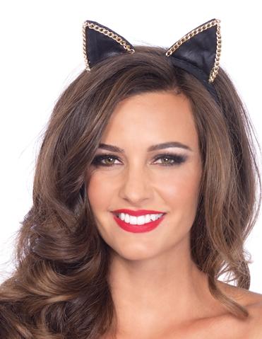 CHAIN TRIM CAT EARS