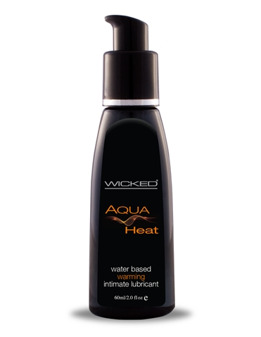 AQUA HEAT WATERBASED WARMING LUBRICANT