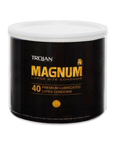 MAGNUM BOWL 40 COUNT
