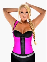 THE GYM WAIST TRAINER WITH STRAPS