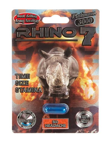 RHINO 7 ENHANCEMENT