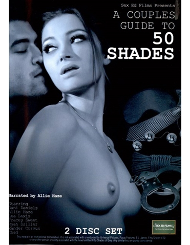 A COUPLES GUIDE TO 50 SHADES - PT 1