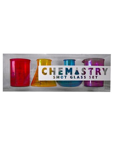 CHEMISTRY SHOT GLASS SET