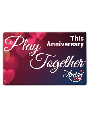 Anniversary E-Gift Card