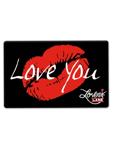 Love You Gift Card
