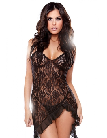 HALTER BIAS CUT LACE DRESS