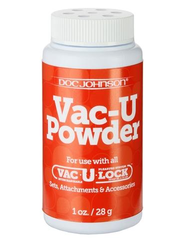 VAC-U-LOCK VAC-U POWDER