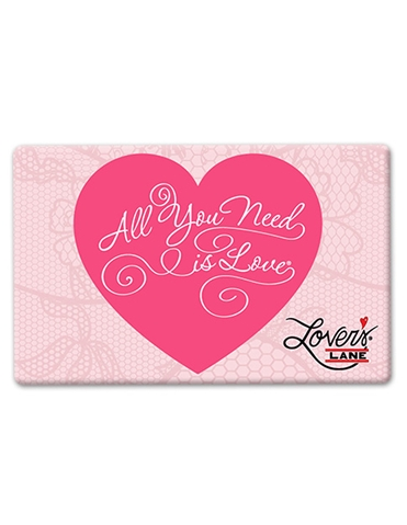 All You Need Is Love E-Gift Card