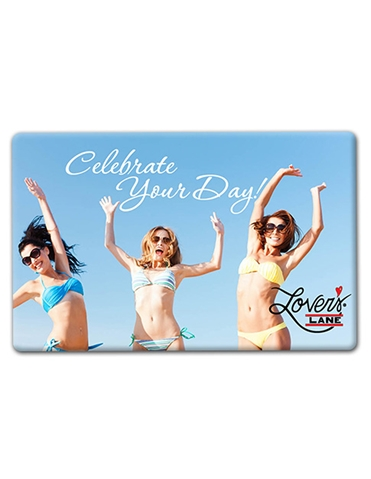 Celebrate Your Day! E-Gift Card