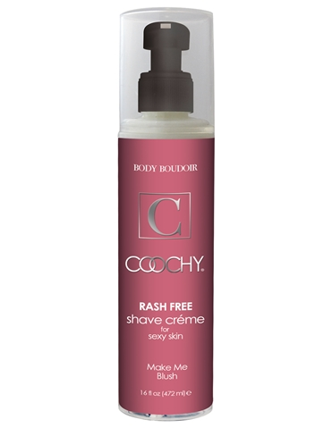 COOCHY MAKE ME BLUSH 16OZ SHAVING CREAM