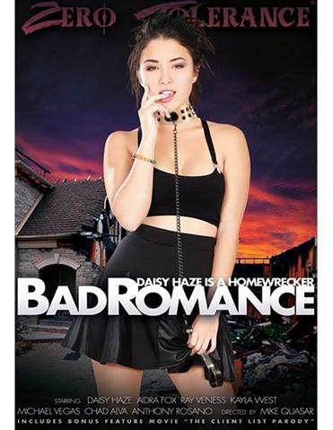 BAD ROMANCE DVD