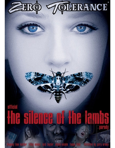 OFFICIAL SILENCE OF THE LAMBS PARODY DVD