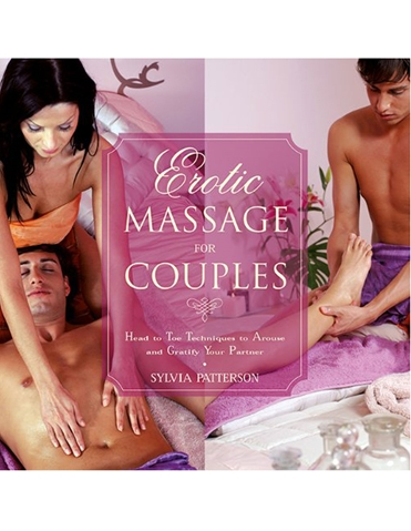 EROTIC MASSAGE FOR COUPLES BOOK