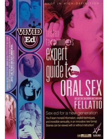 EXPERT GUIDE FELLATIO DVD