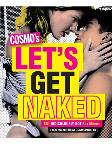 COSMOS LETS GET NAKED BOOK