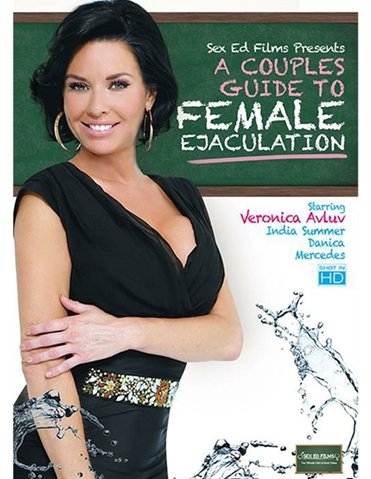 COUPLES GUIDE TO FEMALE EJACULATION DVD