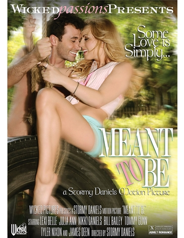 MEANT TO BE DVD