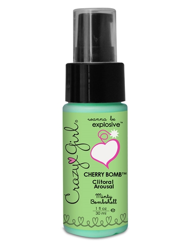 MINTY BOMBSHELL CLITORAL AROUSAL