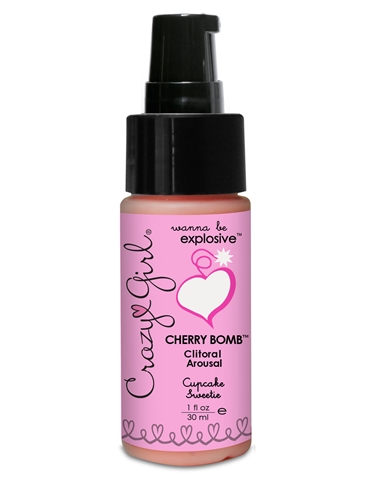 CUPCAKE SWEETIE CLITORAL AROUSAL