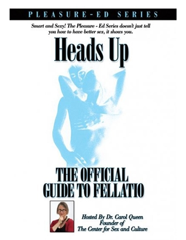 HEADS UP DVD